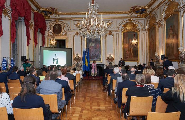 Svecana dodjela nagrade Muzeju ratnog djetinjstva (5)