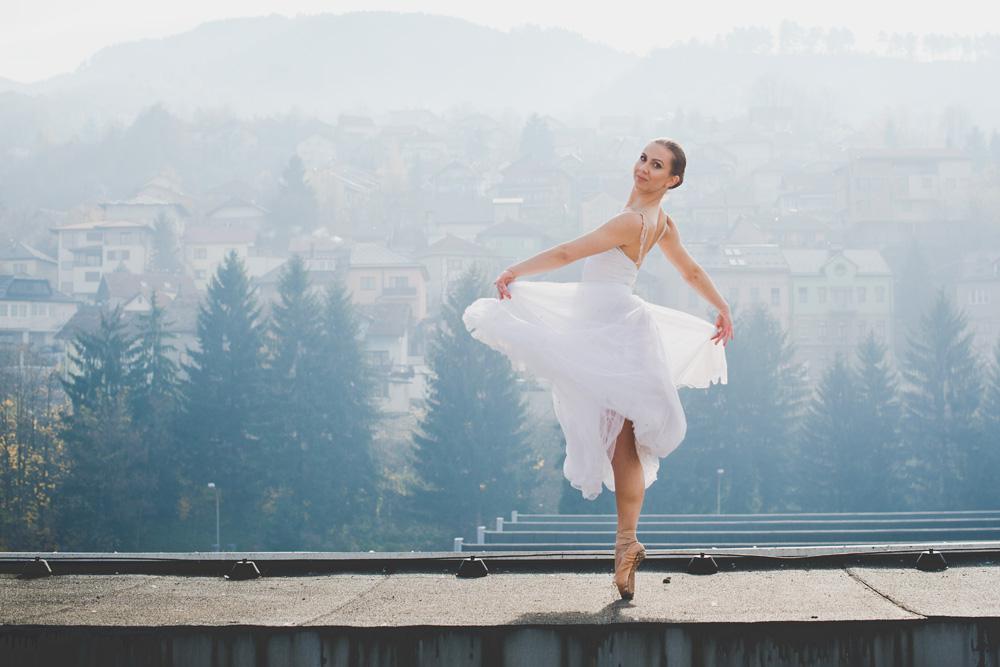 Sarajevo Ballerina
