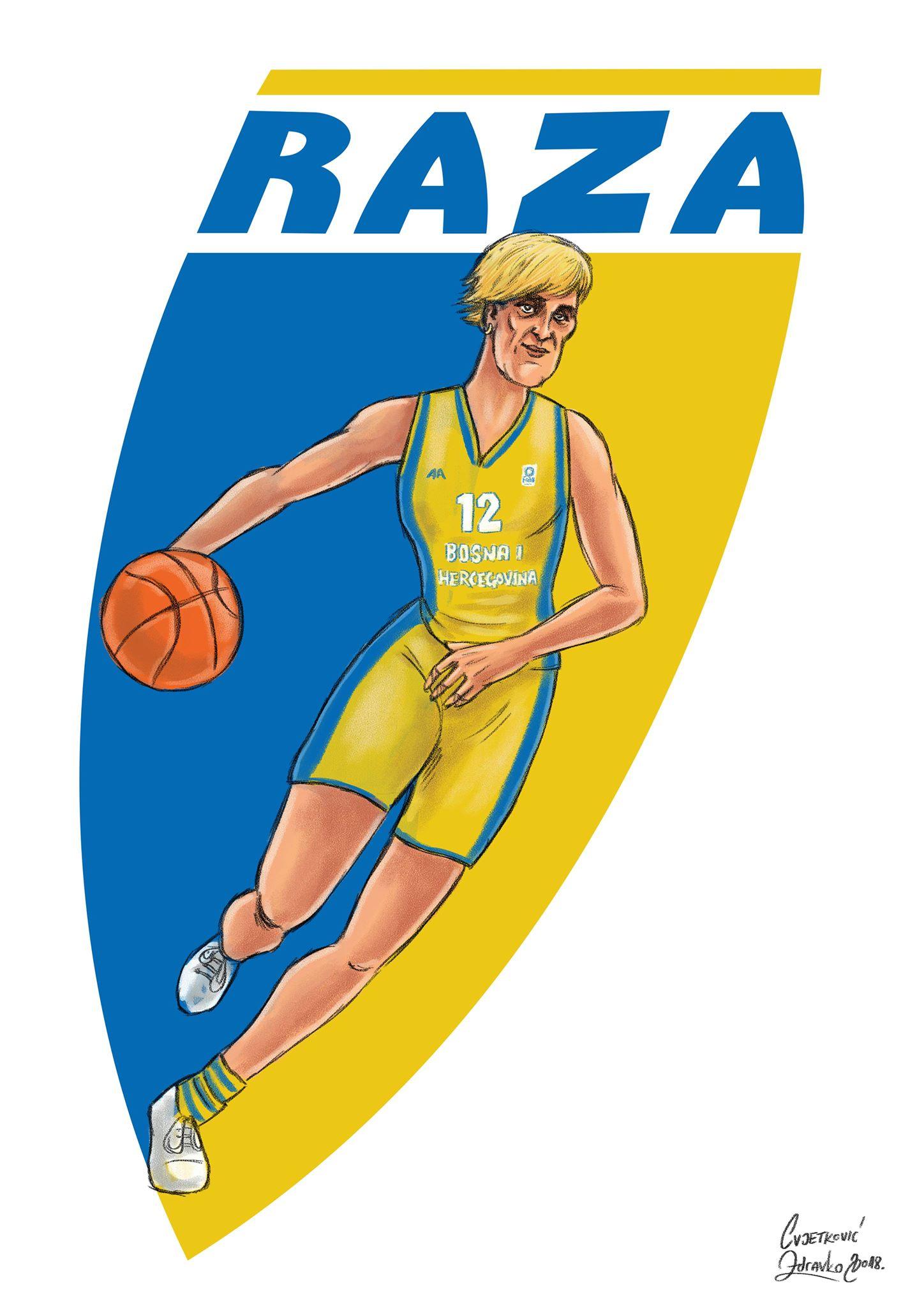 Razija Mujanović - košarka