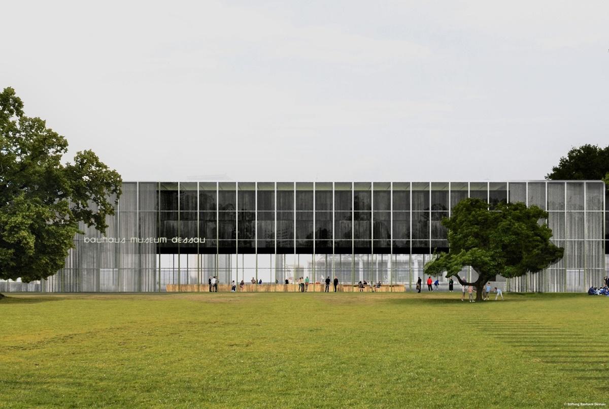 Bauhaus Muzej u  Desau (© Stiftung Bauhaus Dessau (SBD))
