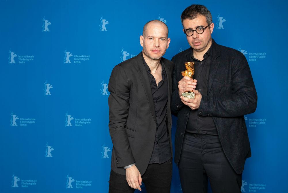 Nadav Lapid, Saïd Ben Saïd / Ali Ghandtschi / Berlinale