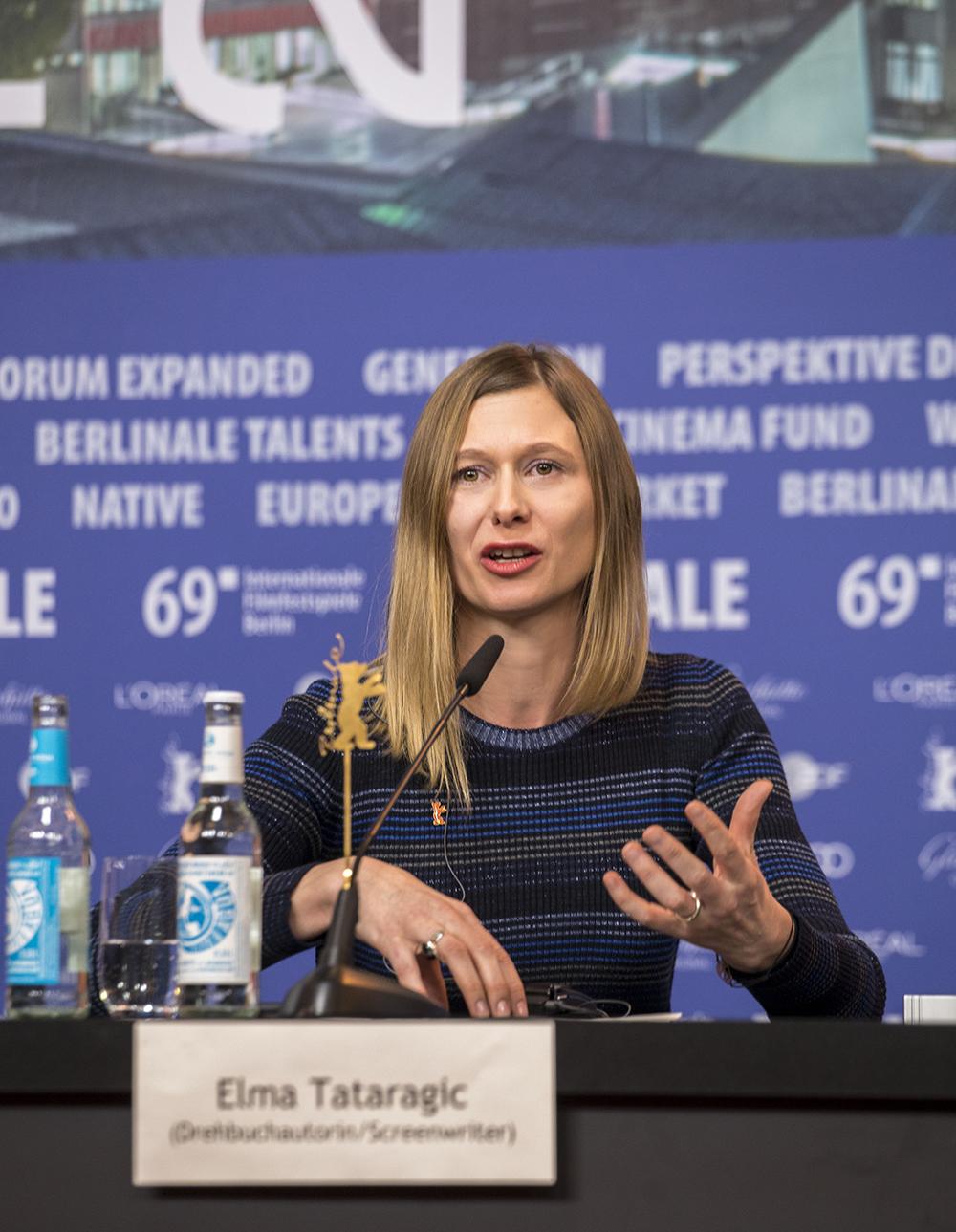 scenaristica Elma Tataragić / foto_Senka Ćatić/Spektroom/FBL