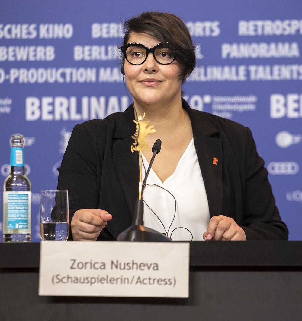 glumica Zorica Nusheva   / foto_Senka Ćatić/Spektroom/FBL