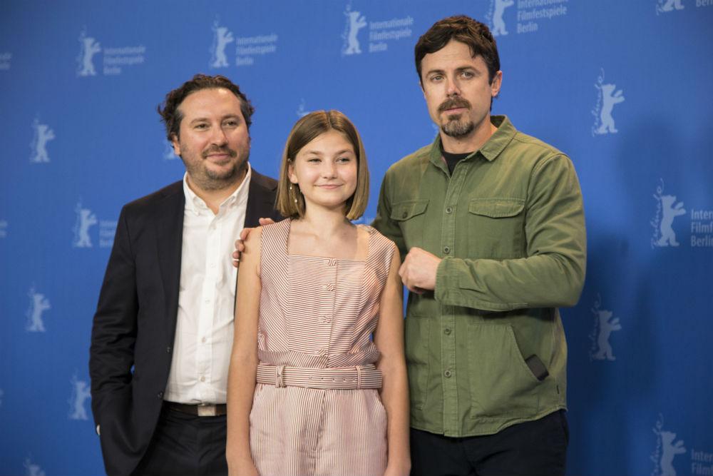 producent, Teddy Schwarzman, glumac, reditelj i scenarista Casey Affleck i glumica Anna Pniowsky / foto_Senka Ćatić/Spektroom/FBL
