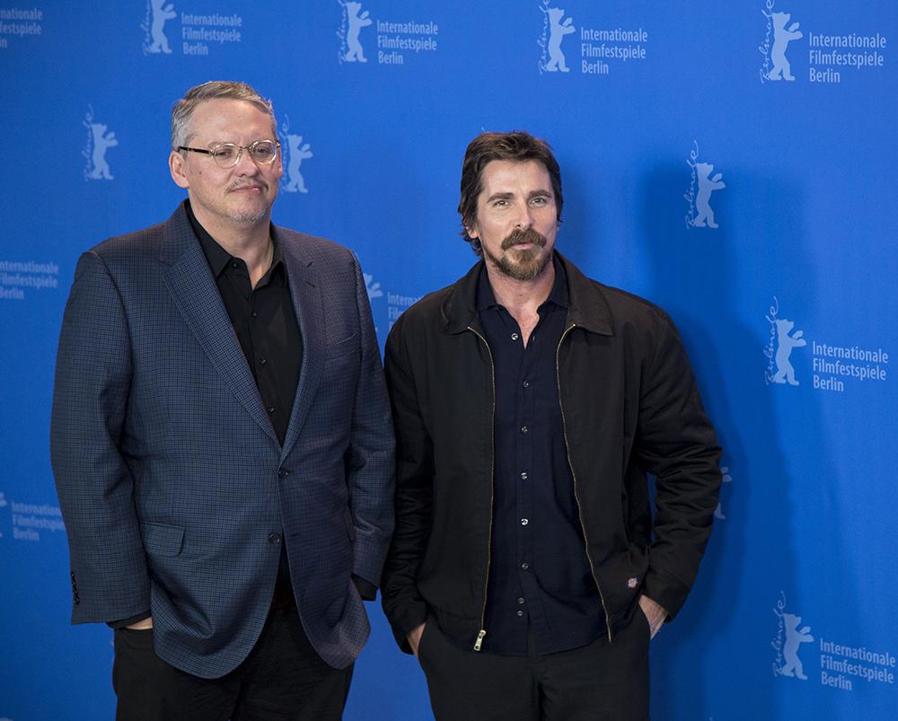 Adam McKay i Christian Bale / foto_Senka Ćatić / Spektroom / FBL