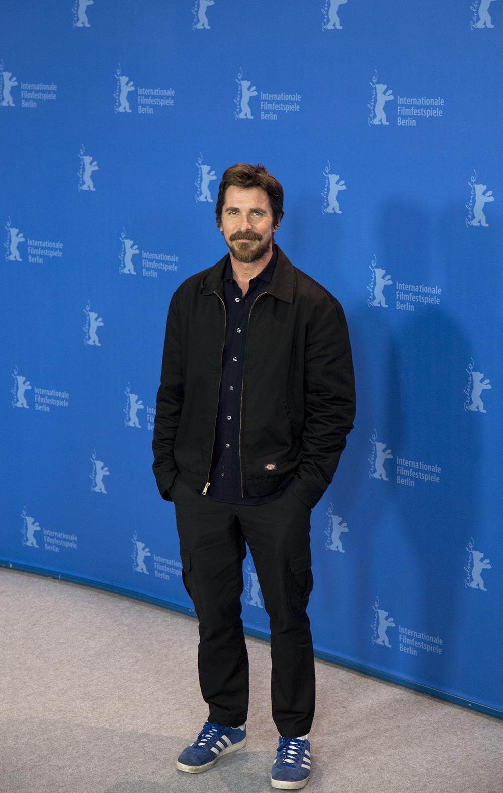 Christian Bale / foto_Senka Ćatić / Spektroom / FBL