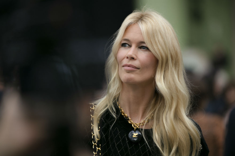Karl for ever - Claudia Schiffer (2)