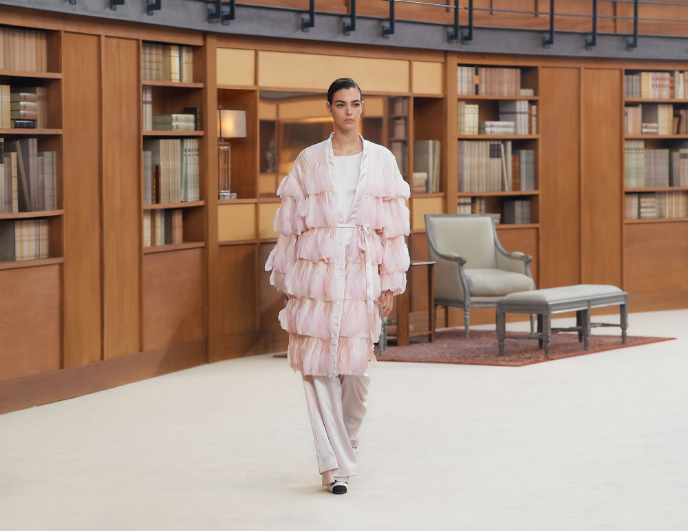 CHANEL FW 2019 - 2020 HAUTE COUTURE collection (1)