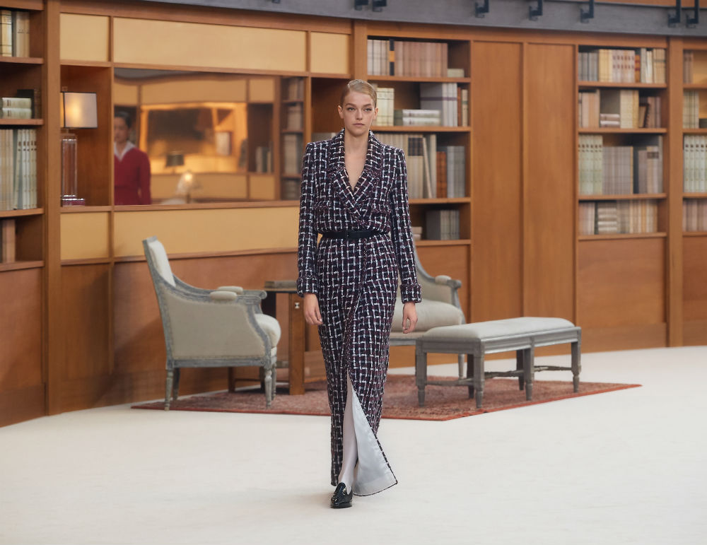 CHANEL FW 2019 - 2020 HAUTE COUTURE collection (10)