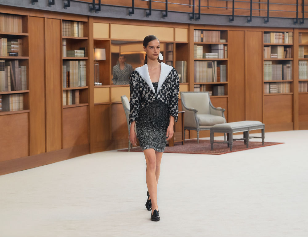 CHANEL FW 2019 - 2020 HAUTE COUTURE collection (13)
