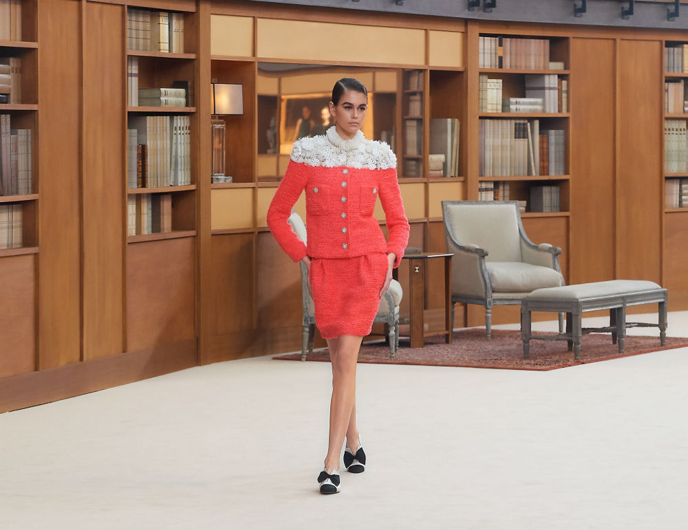 CHANEL FW 2019 - 2020 HAUTE COUTURE collection (19)