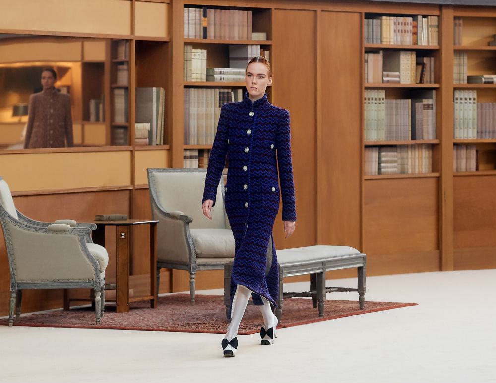 CHANEL FW 2019 - 2020 HAUTE COUTURE collection (2)