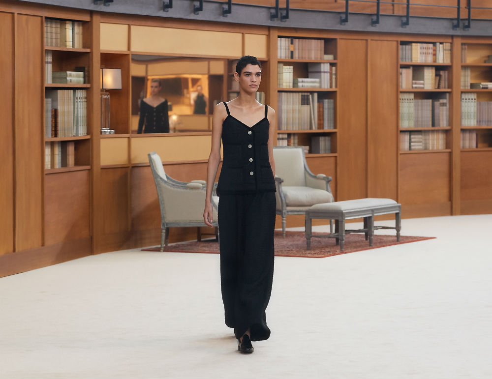 CHANEL FW 2019 - 2020 HAUTE COUTURE collection (20)