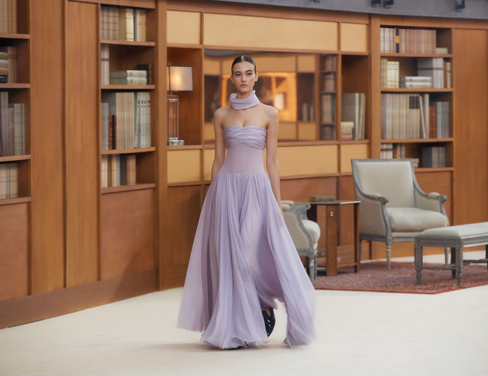 CHANEL FW 2019 - 2020 HAUTE COUTURE collection (23)