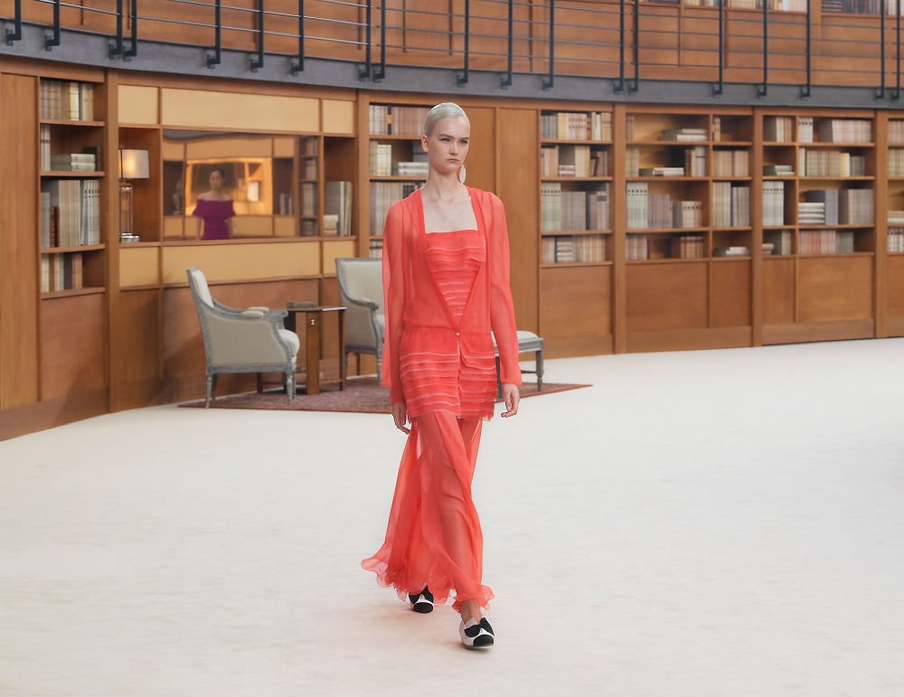 CHANEL FW 2019 - 2020 HAUTE COUTURE collection (24)