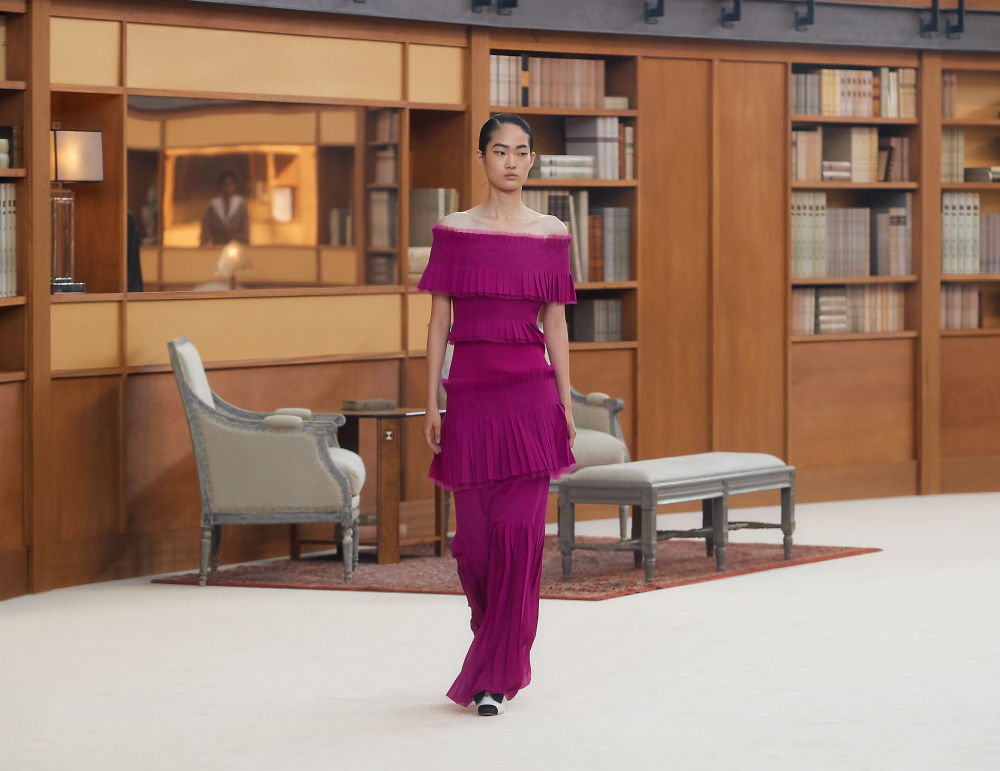 CHANEL FW 2019 - 2020 HAUTE COUTURE collection (25)
