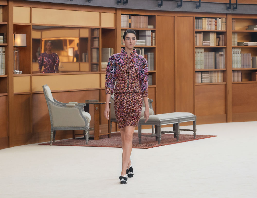 CHANEL FW 2019 - 2020 HAUTE COUTURE collection (27)