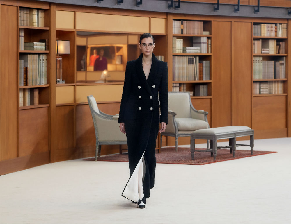 CHANEL FW 2019 - 2020 HAUTE COUTURE collection (3)