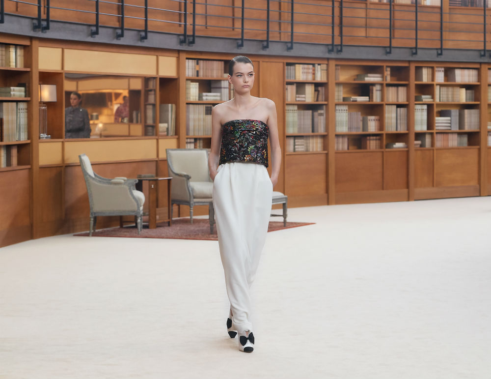 CHANEL FW 2019 - 2020 HAUTE COUTURE collection (30)