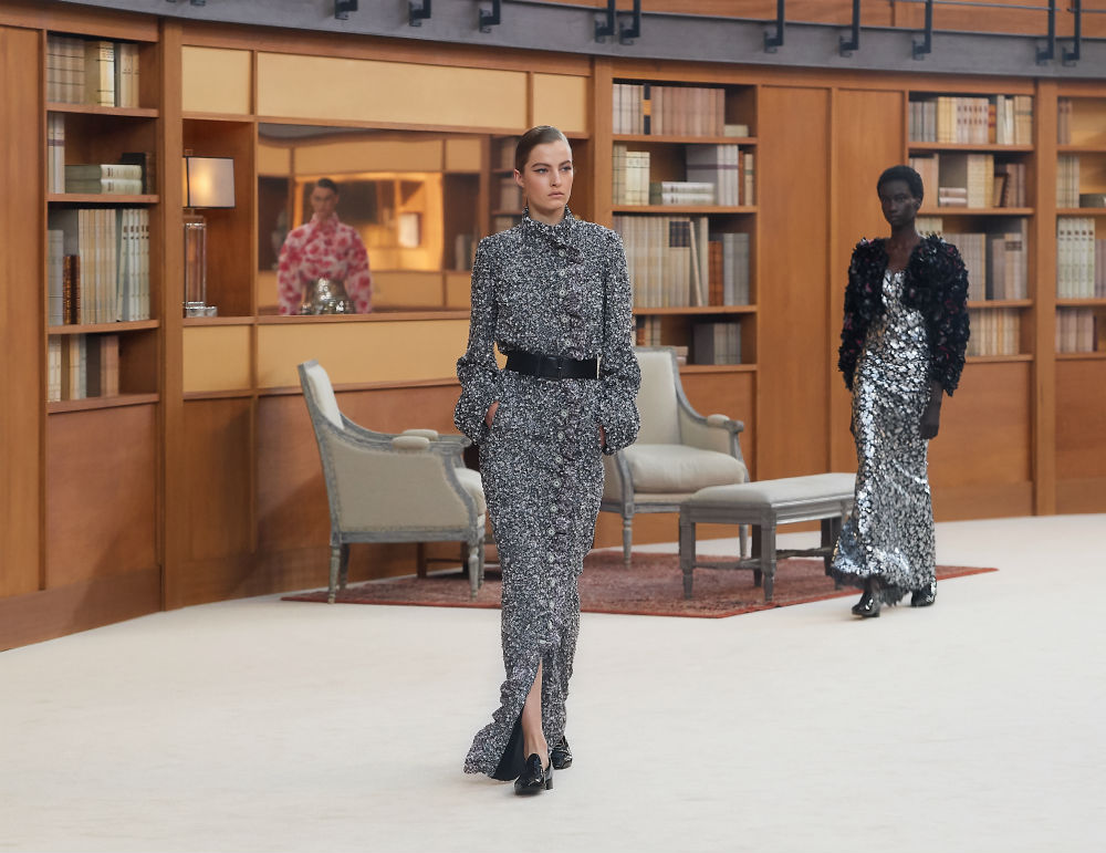 CHANEL FW 2019 - 2020 HAUTE COUTURE collection (31)