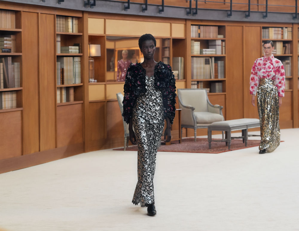 CHANEL FW 2019 - 2020 HAUTE COUTURE collection (32)