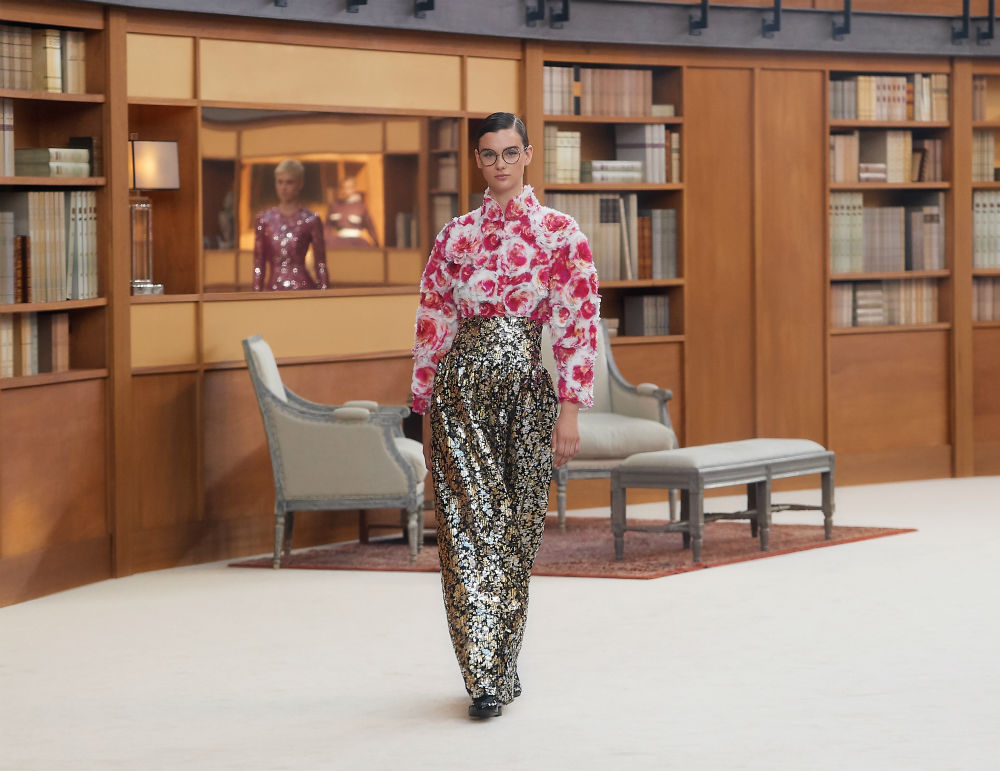 CHANEL FW 2019 - 2020 HAUTE COUTURE collection (33)