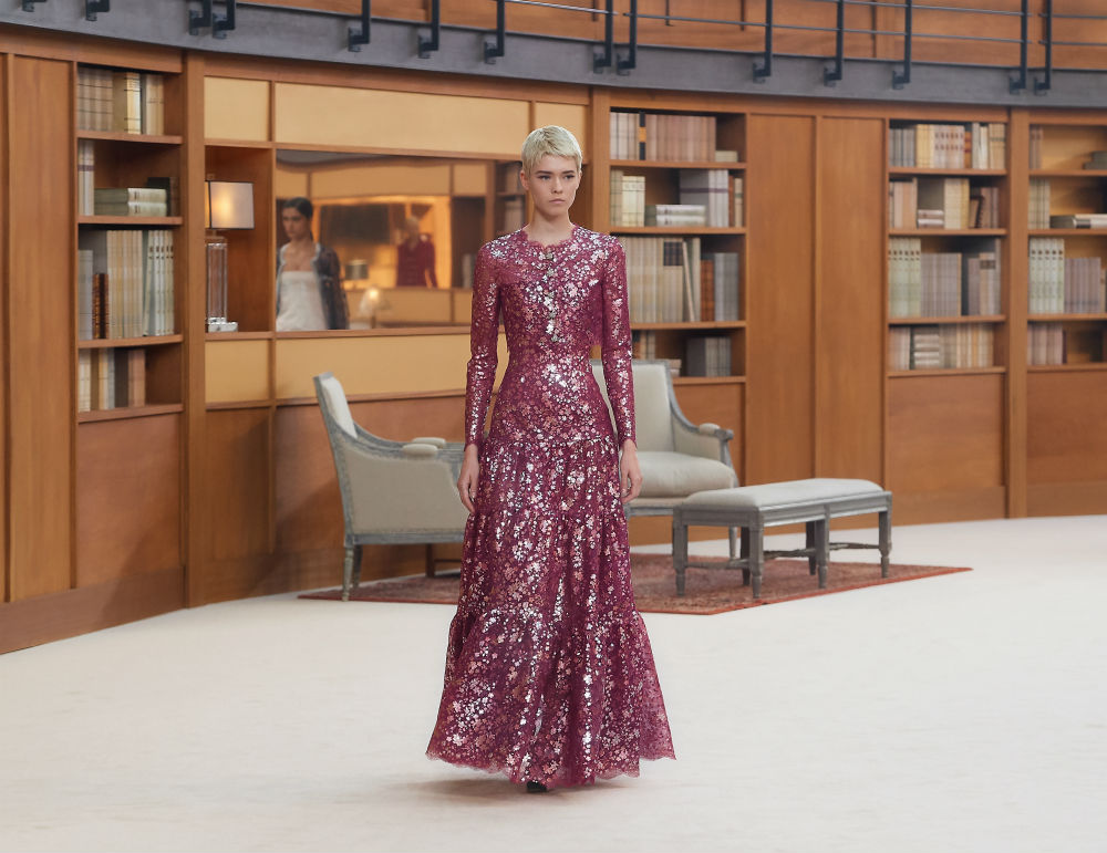 CHANEL FW 2019 - 2020 HAUTE COUTURE collection (34)