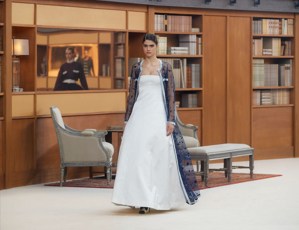 CHANEL FW 2019 - 2020 HAUTE COUTURE collection (35)