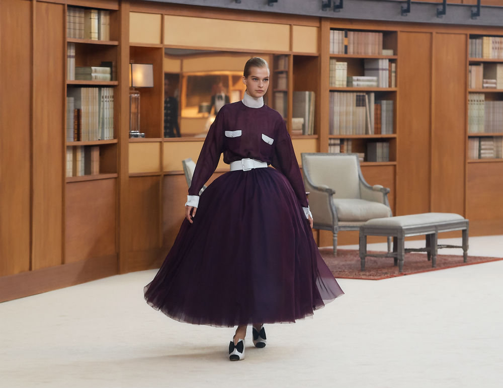 CHANEL FW 2019 - 2020 HAUTE COUTURE collection (36)