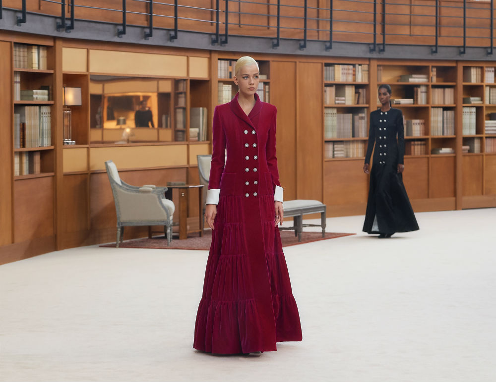CHANEL FW 2019 - 2020 HAUTE COUTURE collection (37)