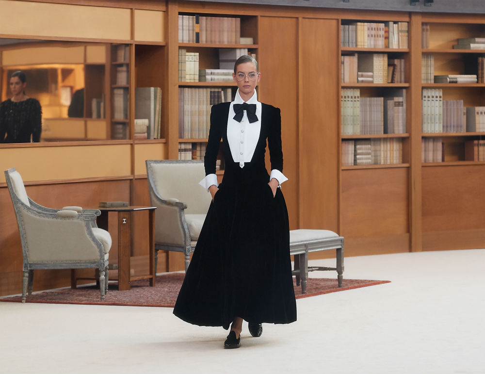 CHANEL FW 2019 - 2020 HAUTE COUTURE collection (38)
