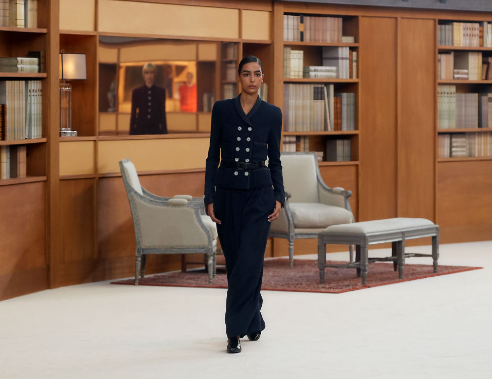 CHANEL FW 2019 - 2020 HAUTE COUTURE collection (4)