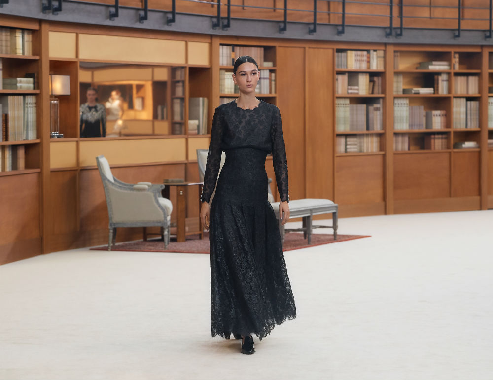 CHANEL FW 2019 - 2020 HAUTE COUTURE collection (40)