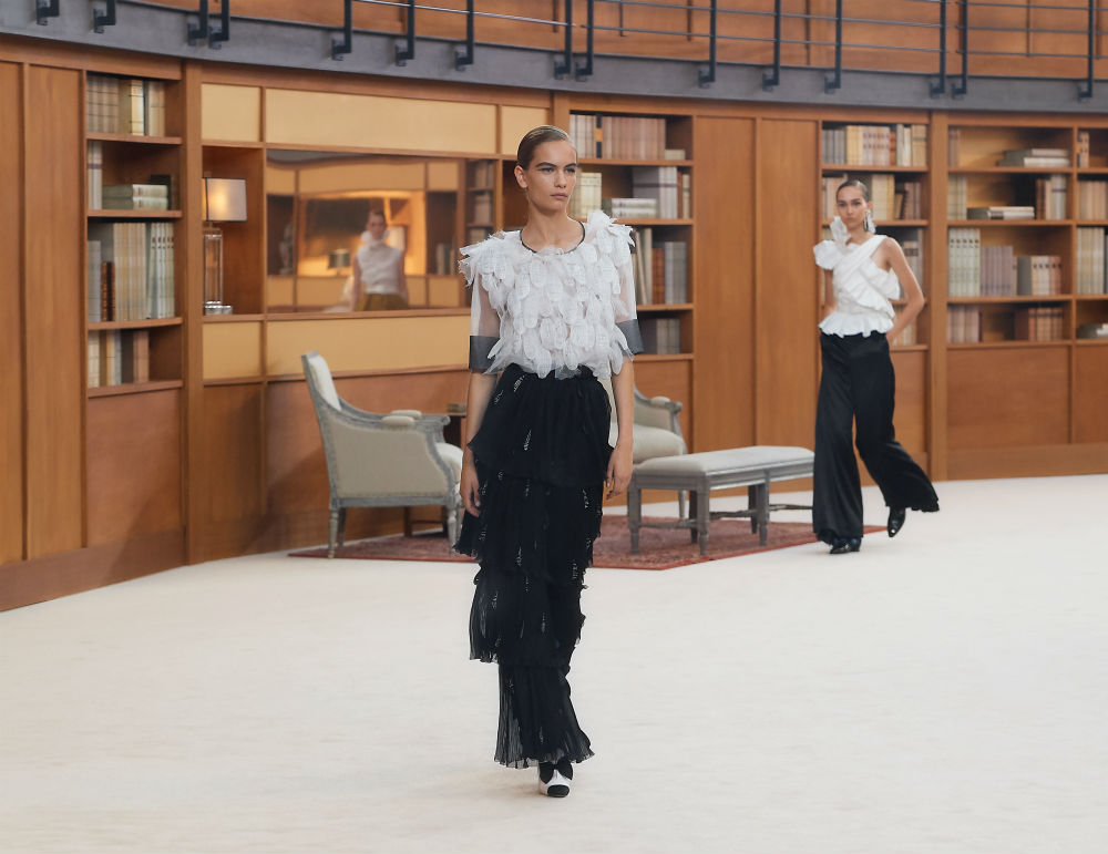 CHANEL FW 2019 - 2020 HAUTE COUTURE collection (42)