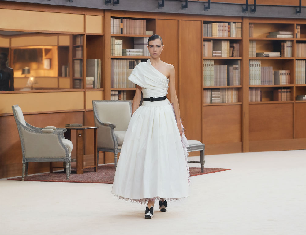 CHANEL FW 2019 - 2020 HAUTE COUTURE collection (44)