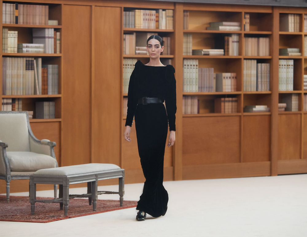 CHANEL FW 2019 - 2020 HAUTE COUTURE collection (46)