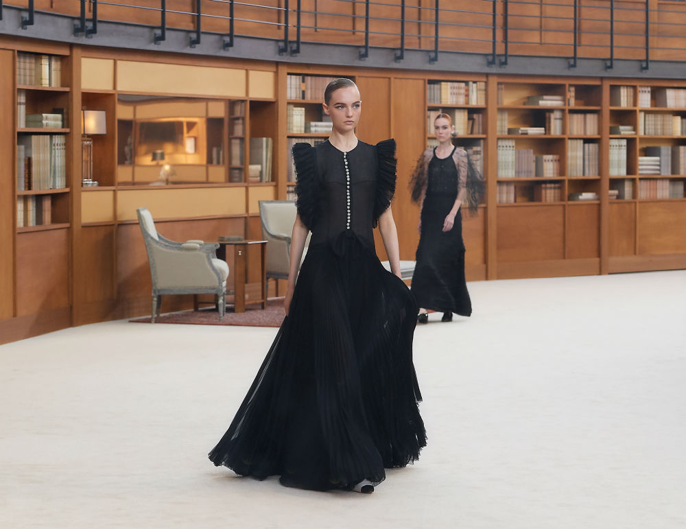 CHANEL FW 2019 - 2020 HAUTE COUTURE collection (47)