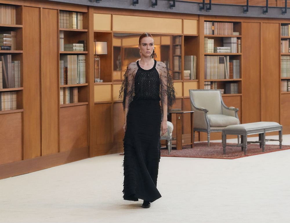 CHANEL FW 2019 - 2020 HAUTE COUTURE collection (48)