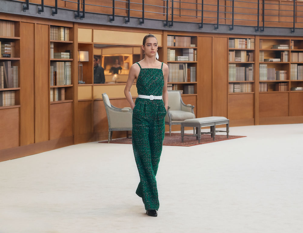 CHANEL FW 2019 - 2020 HAUTE COUTURE collection (7)