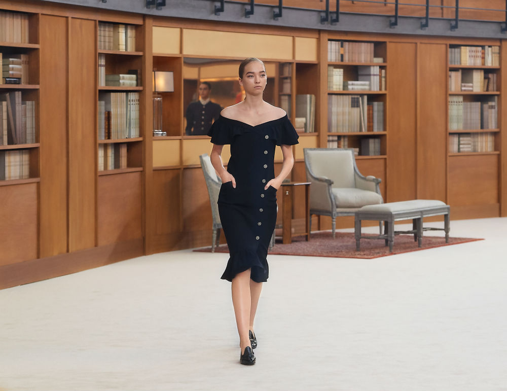 CHANEL FW 2019 - 2020 HAUTE COUTURE collection (8)