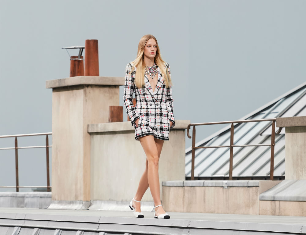 Chanel SPRING-SUMMER 2020 READY-TO-WEAR COLLECTION (9)