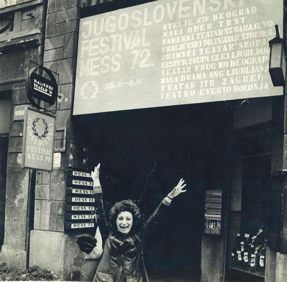 Jasna Diklic MESS 1972