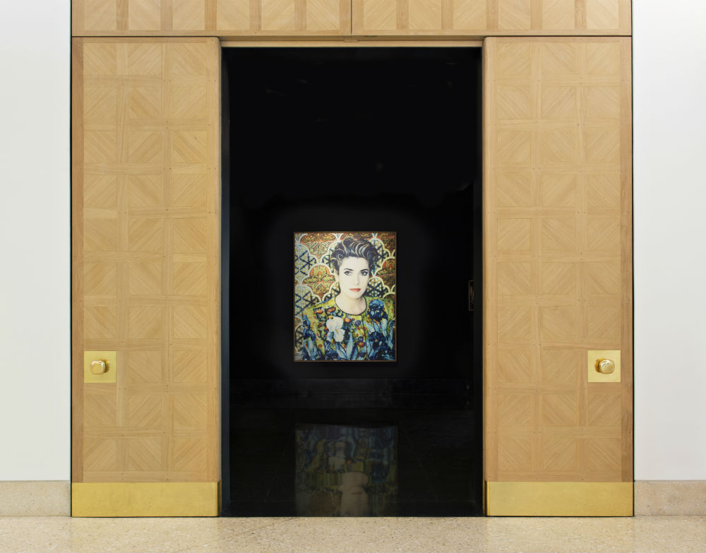 ulaz u galeriju fotografija © Fondation Jardin Majorelle / Photo Nicolas Mathéus