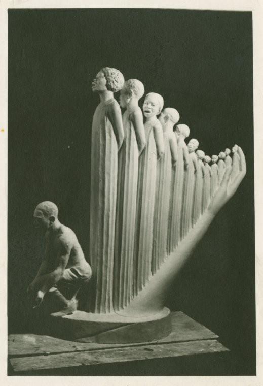 The Harp, 1939.