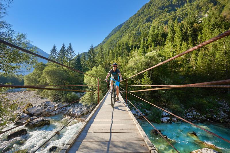 Biking / Soča