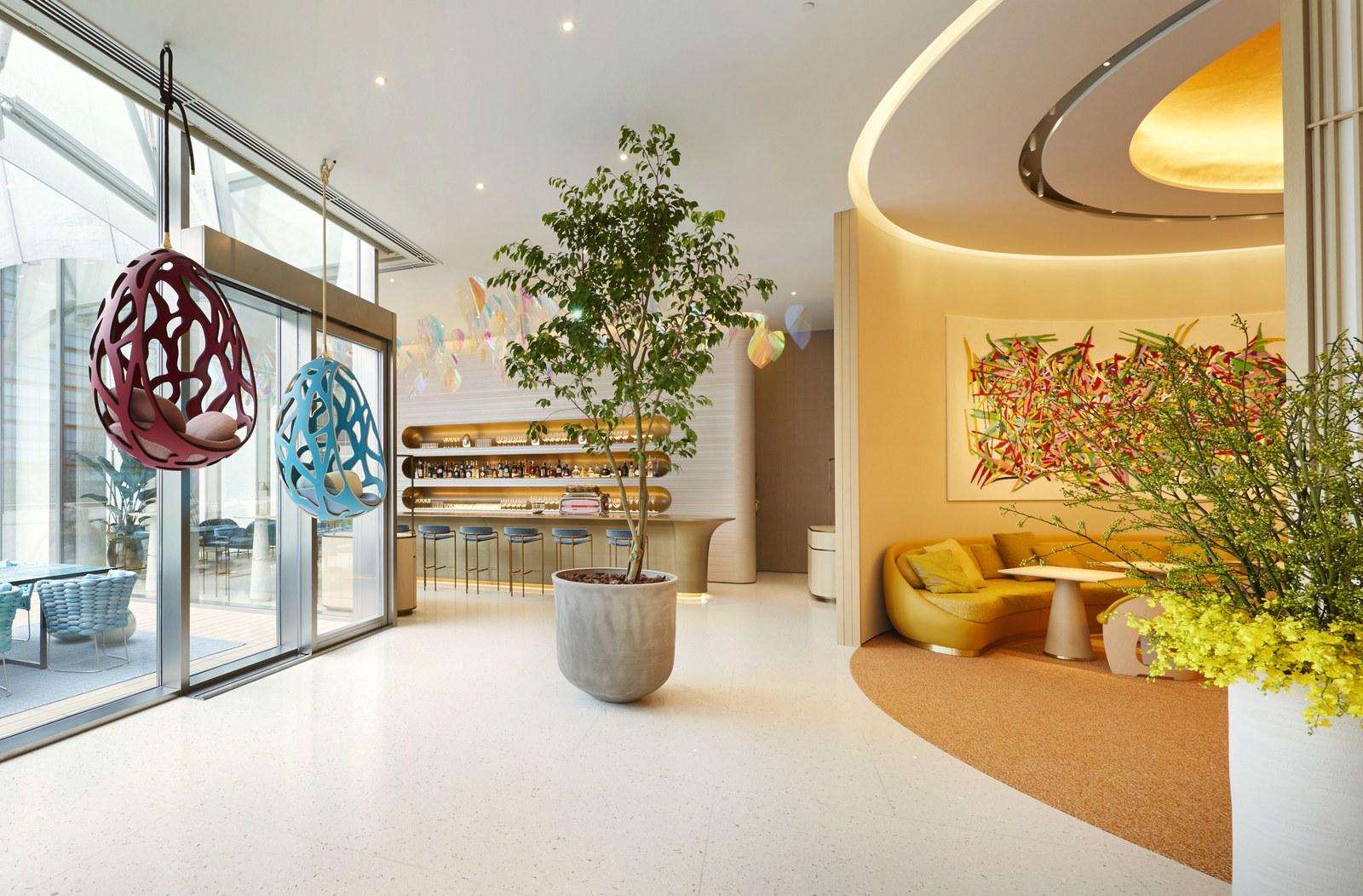 Louis Vuitton restoran (1)