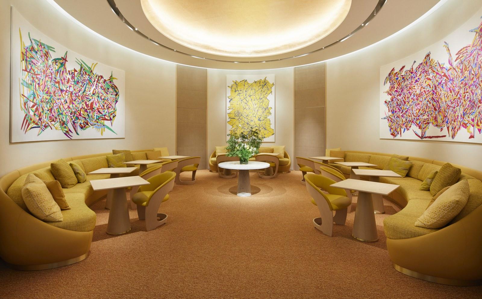 Louis Vuitton restoran (4)
