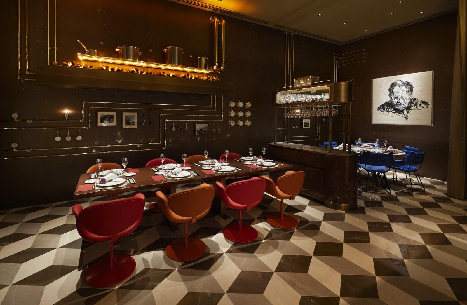 Louis Vuitton restoran (7)