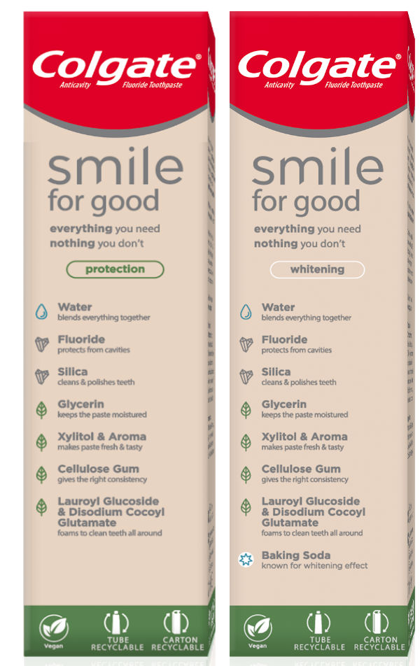 colgate smile for good 1