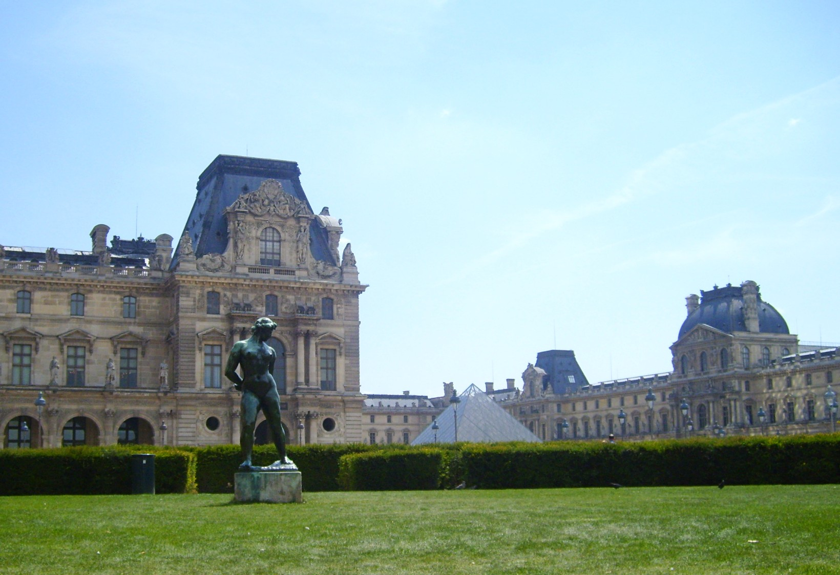 Vrt Louvre muzeja